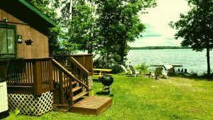 Cabin BWCA